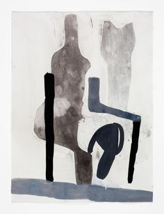 "mentaltimetraveller: ""Amy Sillman at Thomas Dane Gallery 2013 """