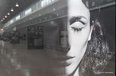 """Salvatore Clemente: Fotografie: """"Galleria della memoria"""" realizzate prendendo spunto da una foto di Letizia Battaglia esposta nella mostra """"Anthologia"""""""