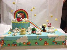 Bello kitty cake