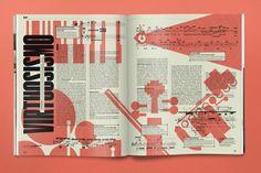 IL Magazine — Rane by LA TIGRE , via Behance