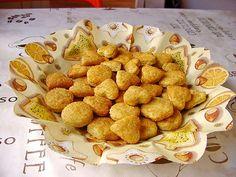 Arme Plätzchen 1 Snack Recipes, Snacks, Chips, Breakfast, Ethnic Recipes, Food, Best Christmas Cookies, Baking Cookies, Treats