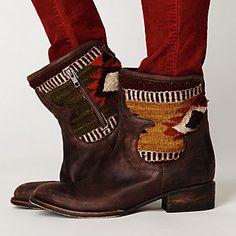 aztec boot