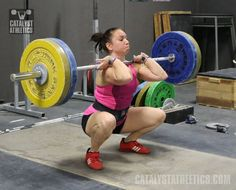 Catching Cleans by Matt Foreman - Olympic Weightlifting - Catalyst Athletics - Olympic Weightlifting
