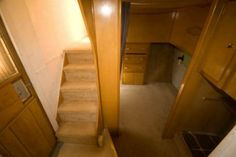 df1d206aa6aaa68b0ecf5d35c3becc9b--upstairs-bedroom-bedroom-doors Pacemaker Tri Level Mobile Home on 2 story trailer mobile home, vintage two-story mobile home, antique vintage mobile home,