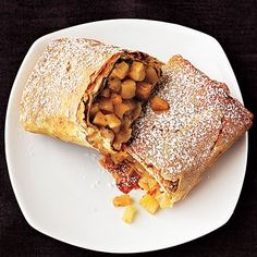 """Individual apple strudels - Eat Your Books is an indexing website that helps you find & organize your recipes. Click the """"View Complete Recipe"""" link for the original recipe."""
