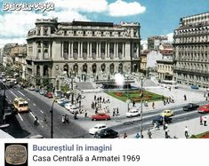 Bucharest, Buildings, Street View, Memories, Houses, Remember This