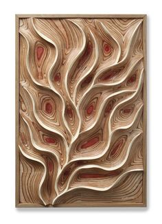 Familiar or Unfamiliar 05 Holzschnitzen , Familiar or Unfamiliar 05 Familiar or Unfamiliar Wooden Wall Art, Wood Wall, Plywood Art, 3d Cnc, Wood Carving Art, Wood Creations, Wood Patterns, Wood Design, Tile Design