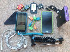 Smartphone, Kit, Mp3 Player, Twitter
