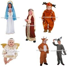 DisfracesMimo disfraz de san jose nio varias tallas C ropa