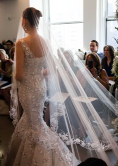 OSCAR DE LA RENTA BRIDAL 2013 - PHOTO BY nathan kraxberger