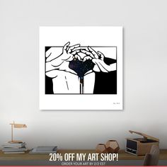 Discover «Void», Numbered Edition Acrylic Glass Print by Max Movko - From $75 - Curioos