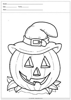 24 Free Printable Halloween Coloring Pages for Kids - Print Them All! - - These free Halloween coloring pages for kids are so much fun to color this season! These free Halloween printable pictures are perfect for your kids! Halloween Pumpkin Coloring Pages, Halloween Coloring Pictures, Halloween Coloring Pages Printable, Halloween Coloring Sheets, Coloring Pictures For Kids, Free Printable Coloring Pages, Halloween Printable, Kids Coloring Sheets, Pumpkin Coloring Sheet
