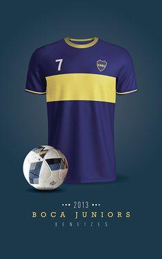Boca Juniors Soccer T-Shirts / Printable / Wall Art / Poster / Decor Messi Y Ronaldinho, Messi Gif, Club America, Soccer, Sports, Mens Tops, T Shirt, Shopping, Munich