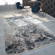 Your Living Room carpet at a favourable price ✓quick delivery ✓no shipping costs ✓buy on account - order now! Living Room Carpet, Rugs In Living Room, Home Carpet, Marble Pattern, Carpet Design, Light Beige, Modern Rugs, White Patterns, Composition