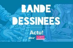 Expliquer Internet aux jeunes par des BD #educnum #éducation #numérique #CNIL