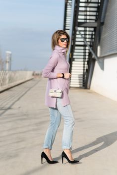 Ms Treinta - Fashion blogger - Blog de moda y tendencias by Alba.: Light Purple