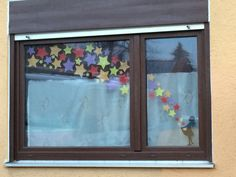 Fensterdeko Kitchen Wall Colors, Kitchen Wall Art, Winter Diy, Red Lantern, Painted Pumpkins, Pumpkin Decorating, Autumn Trees, Wall Art Decor, House Warming