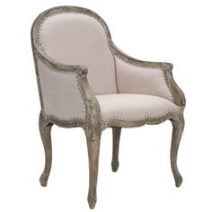 Violet Arm Chair