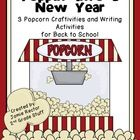 This cute little pack includes 3 popcorn-themed back to school writing craftivities that your kiddos are sure to love!  The three activities includ...