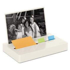 Post-it Pop-up Note and Flag Dispenser with Photo Frame, White (PH-100-WH) Post-It http://www.amazon.com/dp/B00I4HUELQ/ref=cm_sw_r_pi_dp_T77Gub1X6XBWS