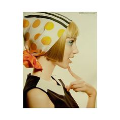 FFFFOUND! | Mary Quant on Flickr - Photo Sharing! featuring and polyvore,