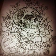 Sick drawing. #tattoo #tattoos #ink