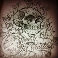 Sick drawing. #tattoo #tattoos #ink