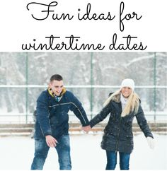 Fun, wintery ideas for date time...