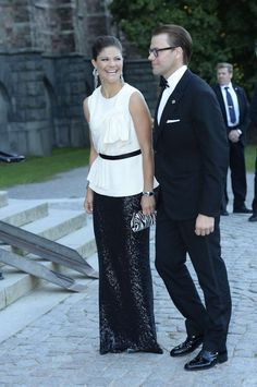 MYROYALS & HOLLYWOOD FASHİON -Swedish Royal Family attends  Swedish Government's dinner at the  Nordiska Museeti in  Stockholm