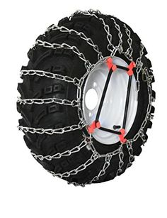Grizzlar Gtu-240 Garden Tractor Snowblower 2 Link Ladder Alloy Tire Chains 4.00/4.80-8 4.80-8 4.00-8, 2015 Amazon Top Rated Snow Thrower Chains #AutomotivePartsandAccessories