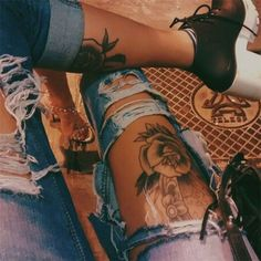 30 Sexy Tattoos That Will Inspire You To Get Inked. For more ideas, click the picture or visit www.sofeminine.co.uk