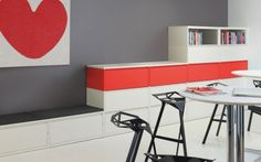 Herman Miller - Meridian: Storage and Filing System