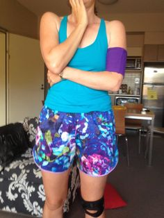 Okay, so I don't have the camera charged yet, but I found some phone photos I took when testing Melissa's Threshold shorts. Pdf Sewing Patterns, Mesh Fabric, Pattern Making, Elastic Waist, Casual Shorts, Short Dresses, Collections, Check, Shopping