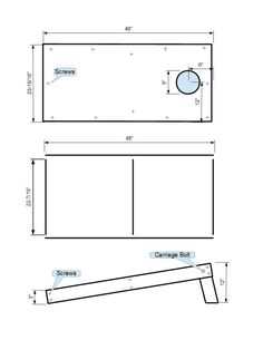 Need plans to build a good qualilty DIY Cornhole game? This article walks you through making them and offers free, no obligation plans. Cornhole Board Dimensions, Cornhole Board Plans, Custom Cornhole Boards, Cornhole Set, Diy Yard Games, Diy Games, Backyard Games, Outdoor Games, Outdoor Ideas
