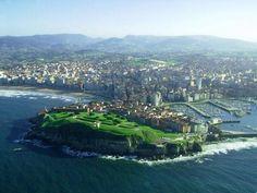 Gijón, Asturias