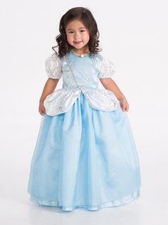 Deluxe Cinderella | LittleAdventures.com