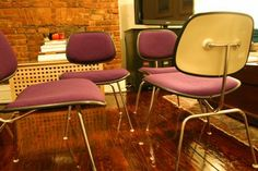 Upholstered DCM