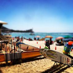 Who's up for a surf lesson? #Hawaii #gohawaii #oahumoment