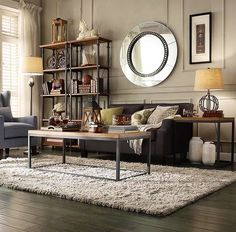 industrial living room furniture. Living Room Industrial Furniture