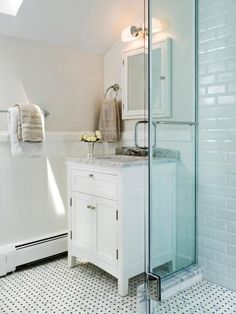 Turn your bathroom into a serene spa-like sanctuary by adding storage that clears clutter and maximizes every square inch. Here are 15 clever storage solutions to steal.