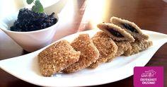 Szilvás/barackos paleo-vegán derelye és gombóc (tojásmentes, gluténmentes, cukormentes, szójamentes, szénhidrátszegény)