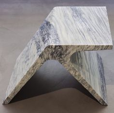 Progetto Domestico has a completely unique take on the manipulation of raw materials. The first cue that caught my attention were the materials used. Eclectic Furniture, Unique Furniture, Furniture Decor, Furniture Design, Marble Furniture, Concrete Furniture, Brutalist Furniture, Decoration, Art Decor