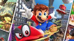 Nintendo Switch Exclusive Super Mario Odyssey Explores the Heights of New Donk City in New Gameplay Nintendo Switch, Nintendo 3ds, Mario Kart, Mario Bros., The Legend Of Zelda, Wii U, Princesa Peach, Pokemon, New Super Mario Bros