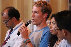 Philip Reiser de Generación +1 en LEDS in Action en Voces por Clima
