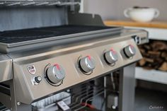GENESIS II_4650 Weber Genesis, Bbq, Stove, Kitchen Appliances, Crickets, Luxury, Barbecue, Diy Kitchen Appliances, Home Appliances