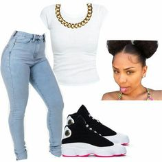 Clothes for teens swag jordans summer ideas Cute Outfits For School For Teens, Tomboy Outfits, Cute Outfits For Kids, Dope Outfits, Summer Outfits, Casual Outfits, School Outfits, Summer Clothes, Girl Outfits