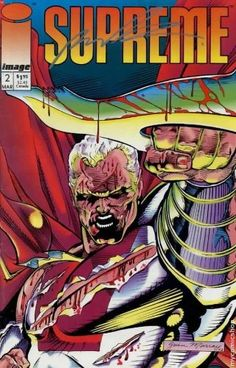 Supreme #2: Supreme tries to kill his old enemy, Grizlock, after learning Grizlock has killed all his friends in his absence. Bull Rush (Part 4) starring Infiniti, script by Eric Stephenson, pencils by Richard Horie, inks by Norm Rapmund.