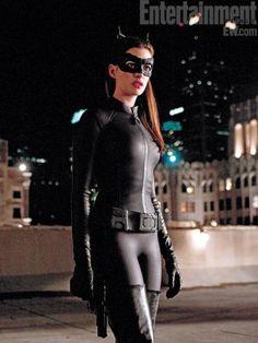 Anne Hathaway -The Dark Knight Rises