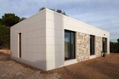 Maisons de style de style Moderne par Casas inHAUS