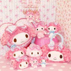 Sweet pink-ish My Melody *・゜゚・*:.。..。.:*・'(*゚▽゚*)'・*:.。. .。.:*・゜゚・*